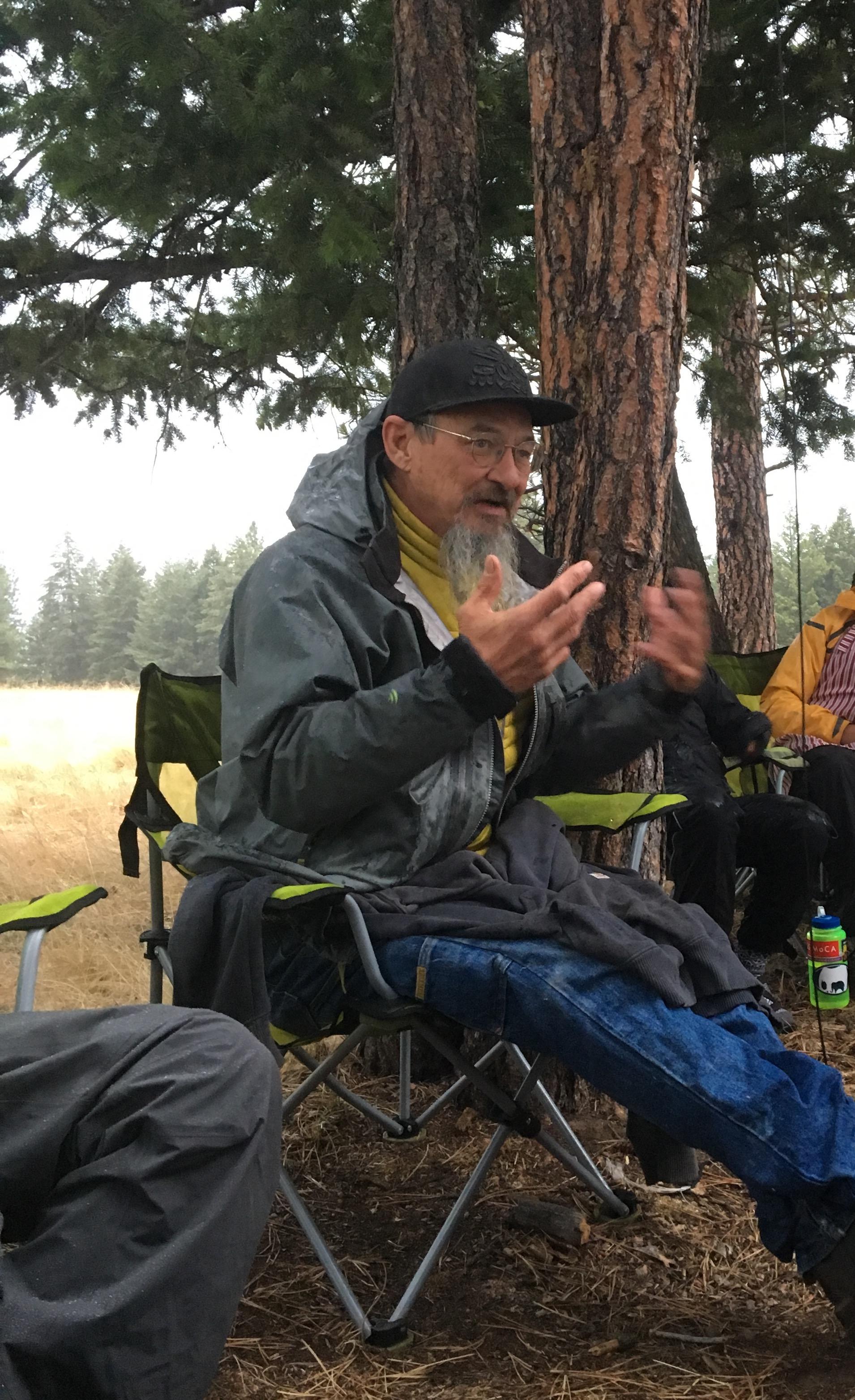 Joe McCormack,    BIO    Rancher, Nez Perce Watershed Expert, Fisherman  Joseph, OR