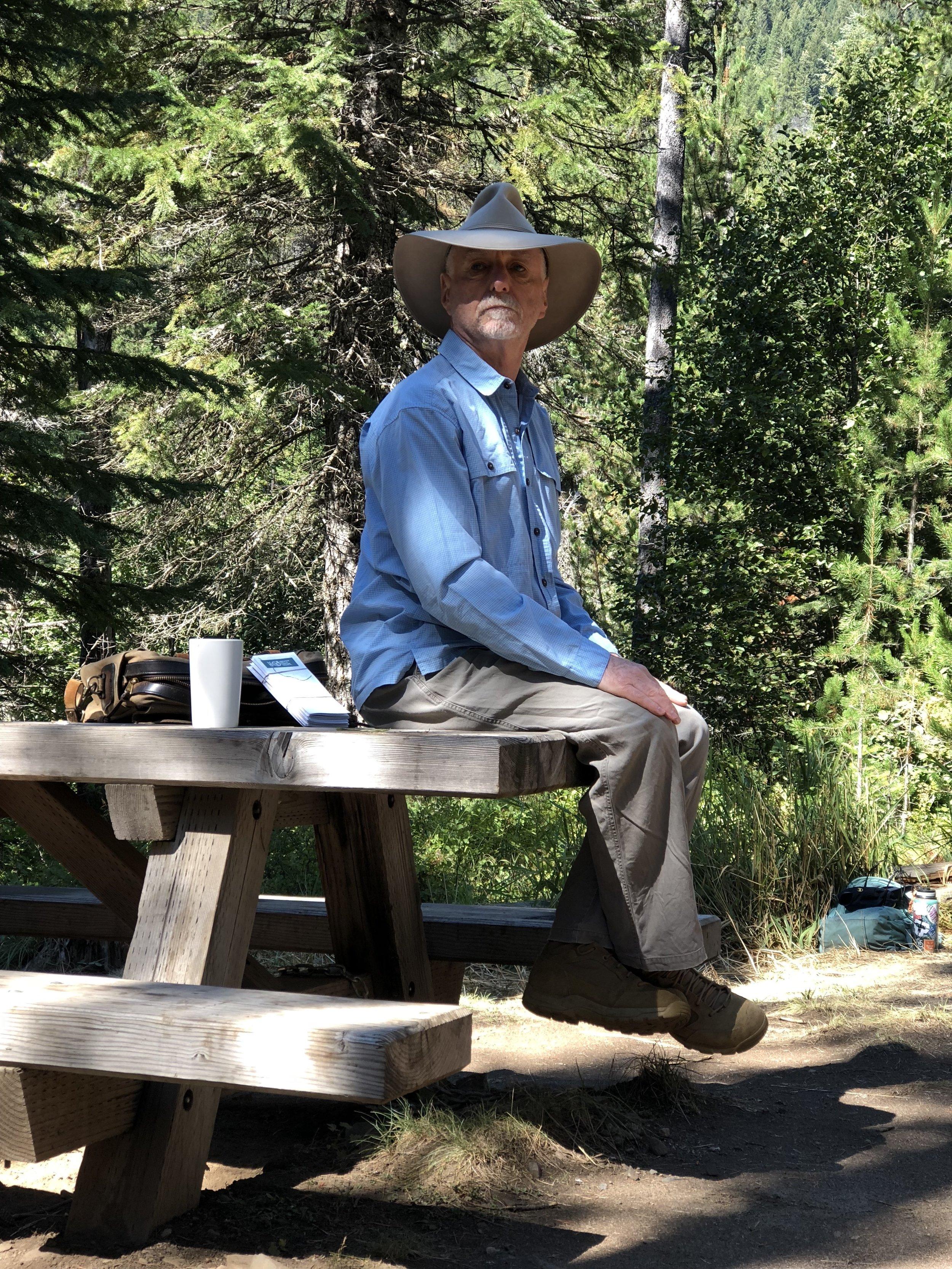 Brian Kelly,    BIO    Restoration Director, Greater Hells Canyon Council  La Grande, OR