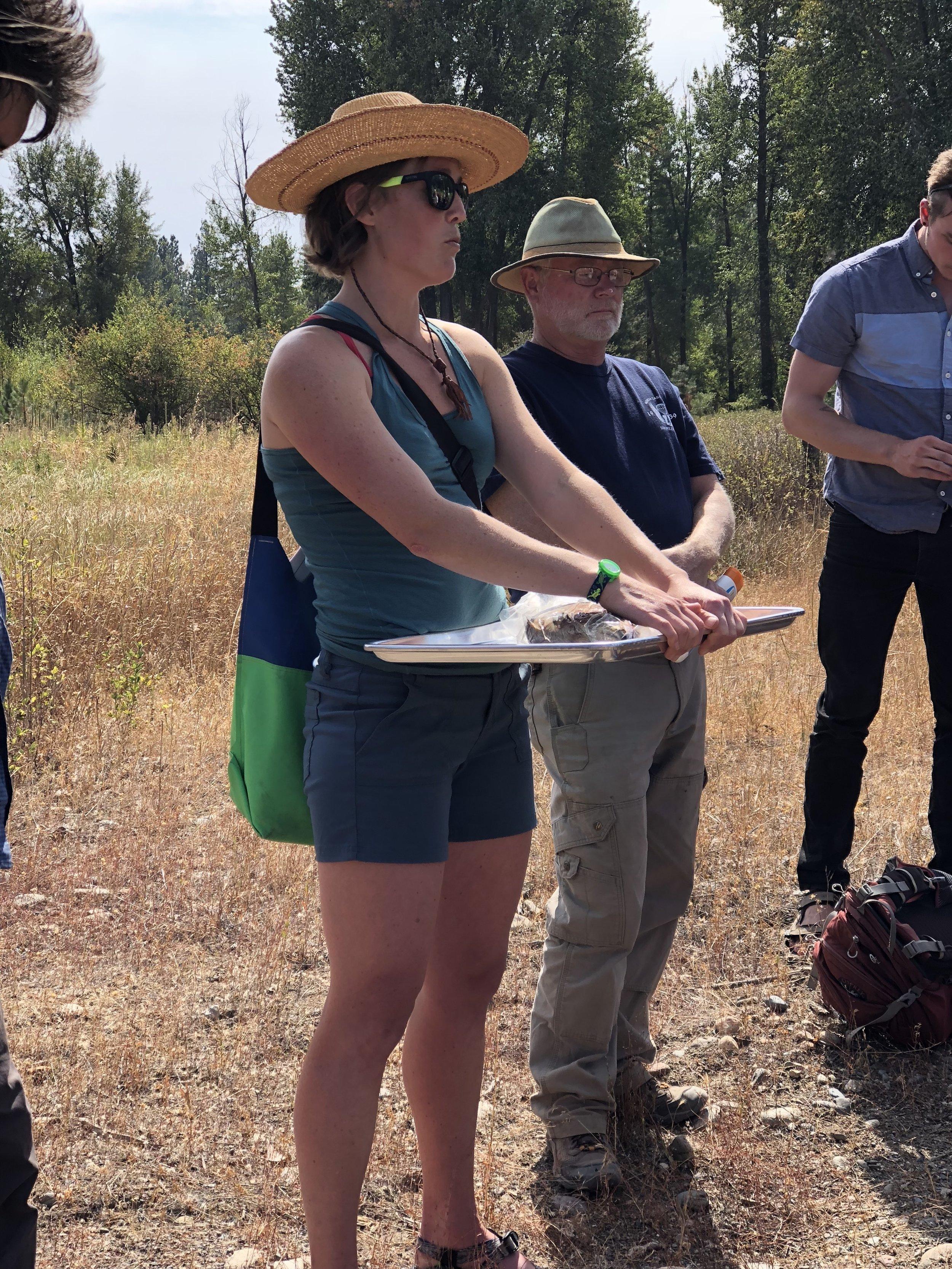 Kristen Kirkby,    BIO    Project Manager, Cascade Columbia Fisheries Enhancement Group  Twisp, WA