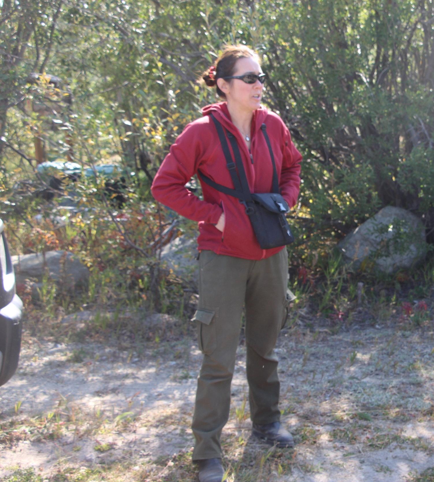 Janet Millard,    BIO    Wildlife Biologist, USFS  Leavenworth, WA