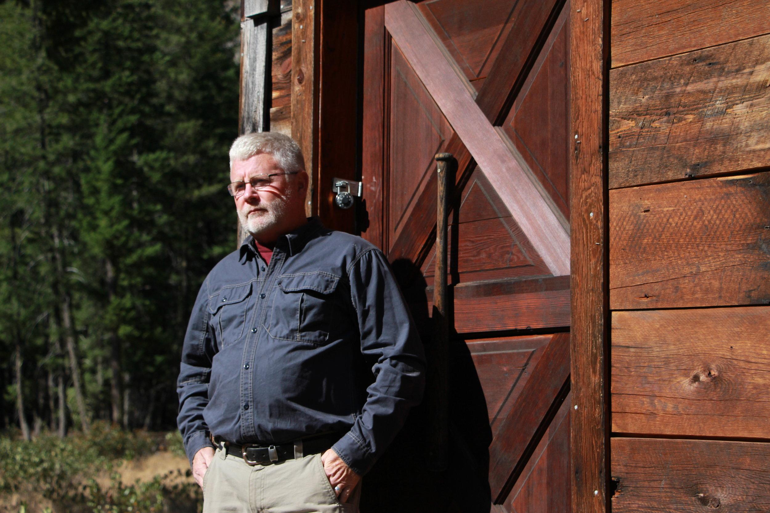 Kent Woodruff,    BIO    Retired USFS Biologist  Director, Methow Beaver Project  Twisp, WA