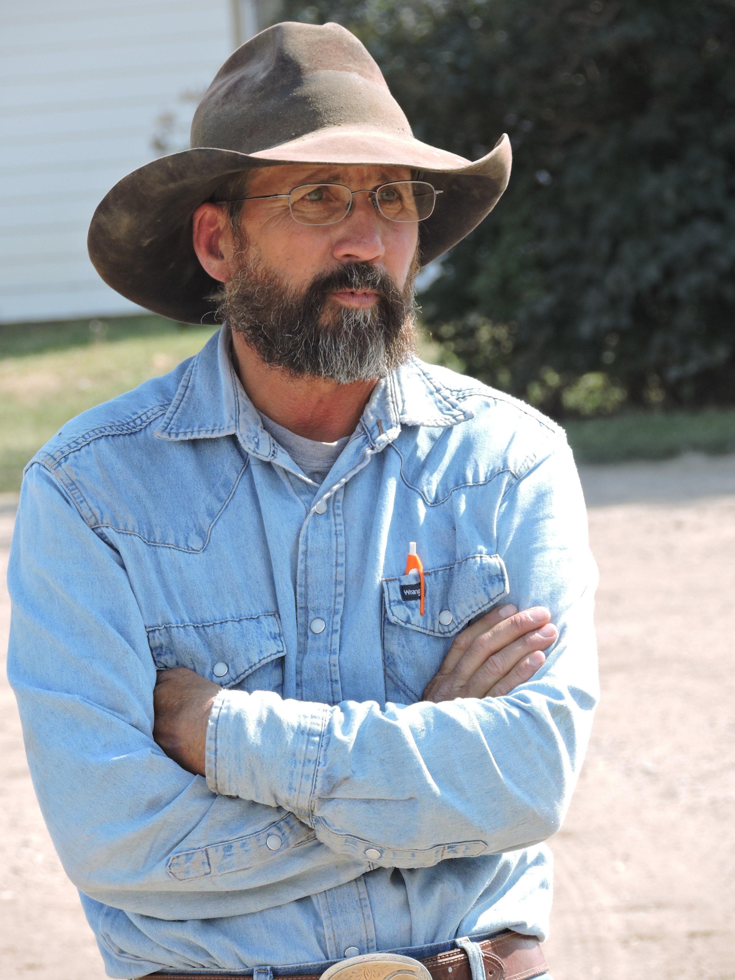 Todd Traucht,    BIO    Bison Manager  Flying D Ranch, MT