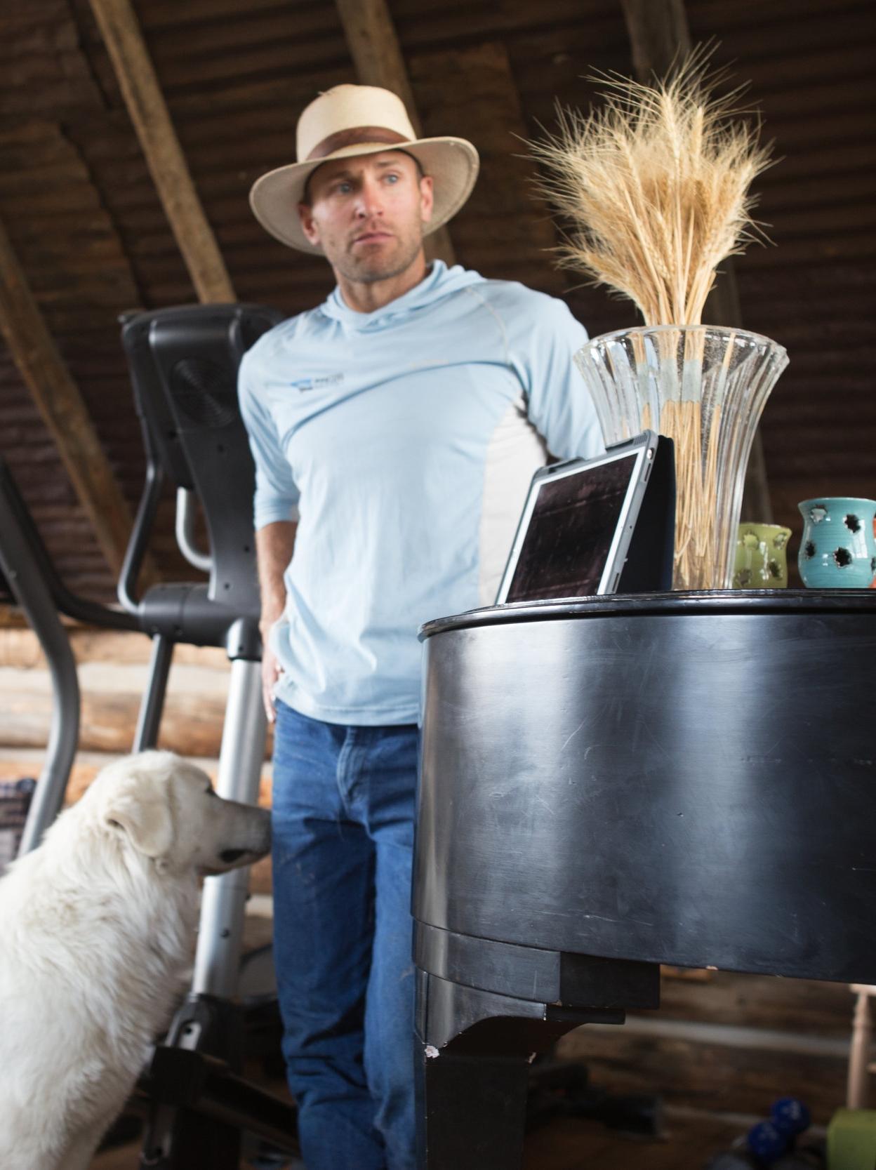 Daniel Anderson,    BIO    Rancher  Tom Miner Basin, MT