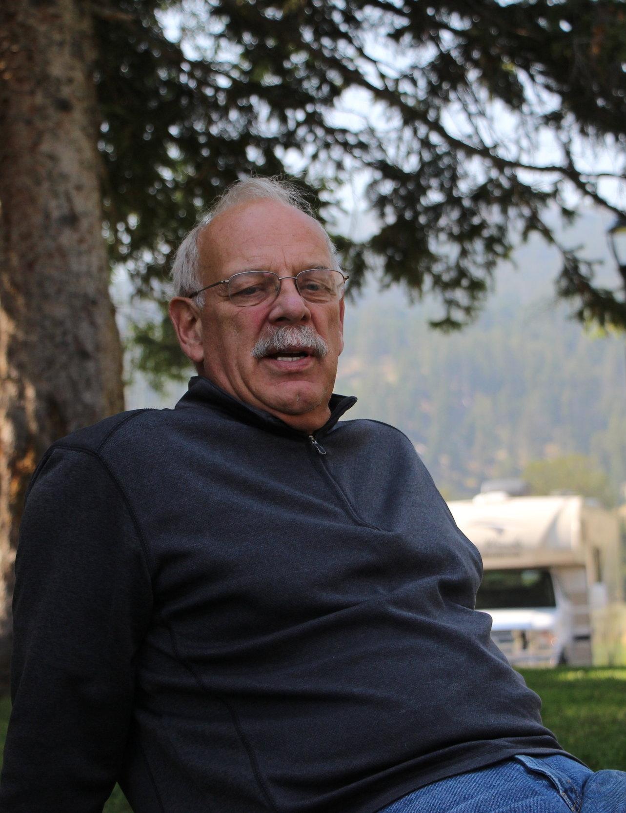 Dan Wenk,    BIO    Superintendent, Yellowstone National Park  Mammoth Hot Springs, MT