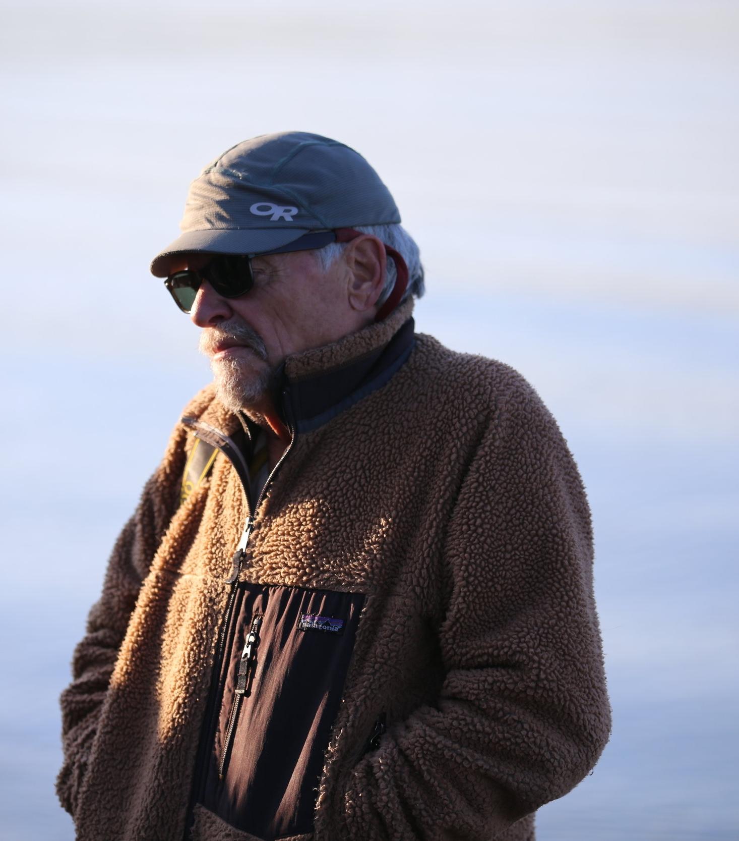 Steve Fuller,    BIO    Winterkeeper, Yellowstone National Park  Canyon Village, WY