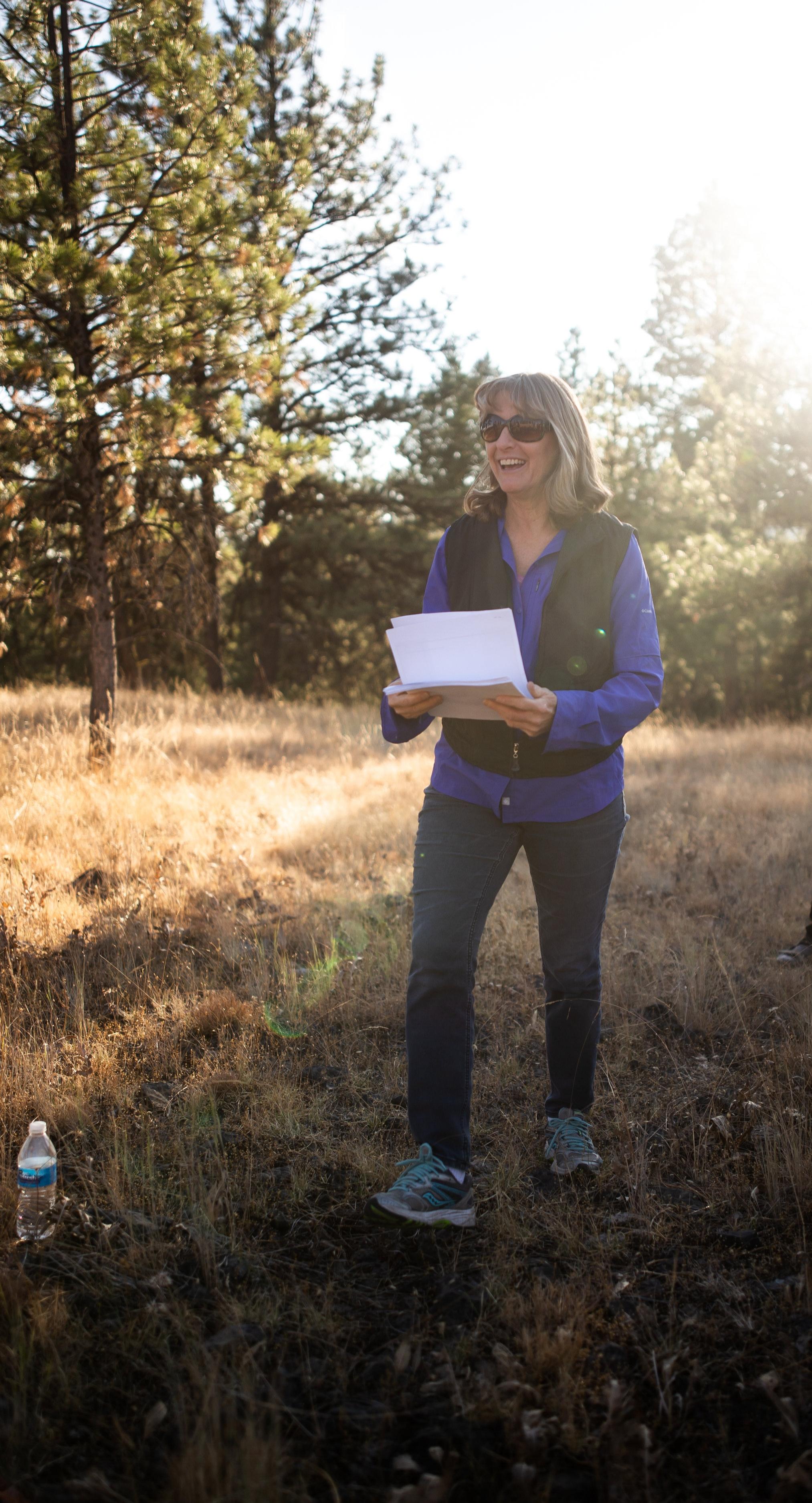 Jenny Reinheardt,    BIO    Retired USFS Fuels Specialist  Joseph, OR
