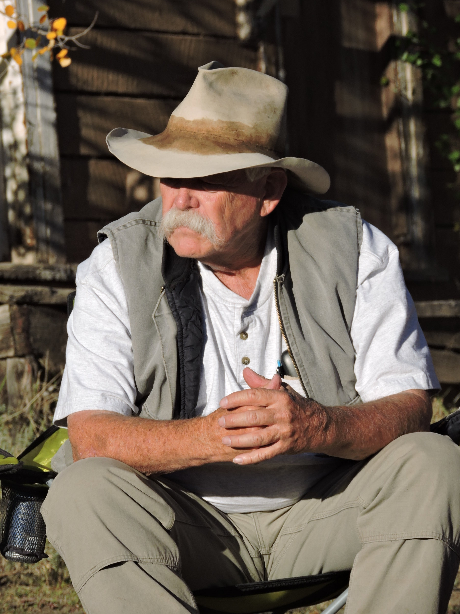 Vince Pace   Range Conservationist, Fishlake National Forest  Richfield, UT