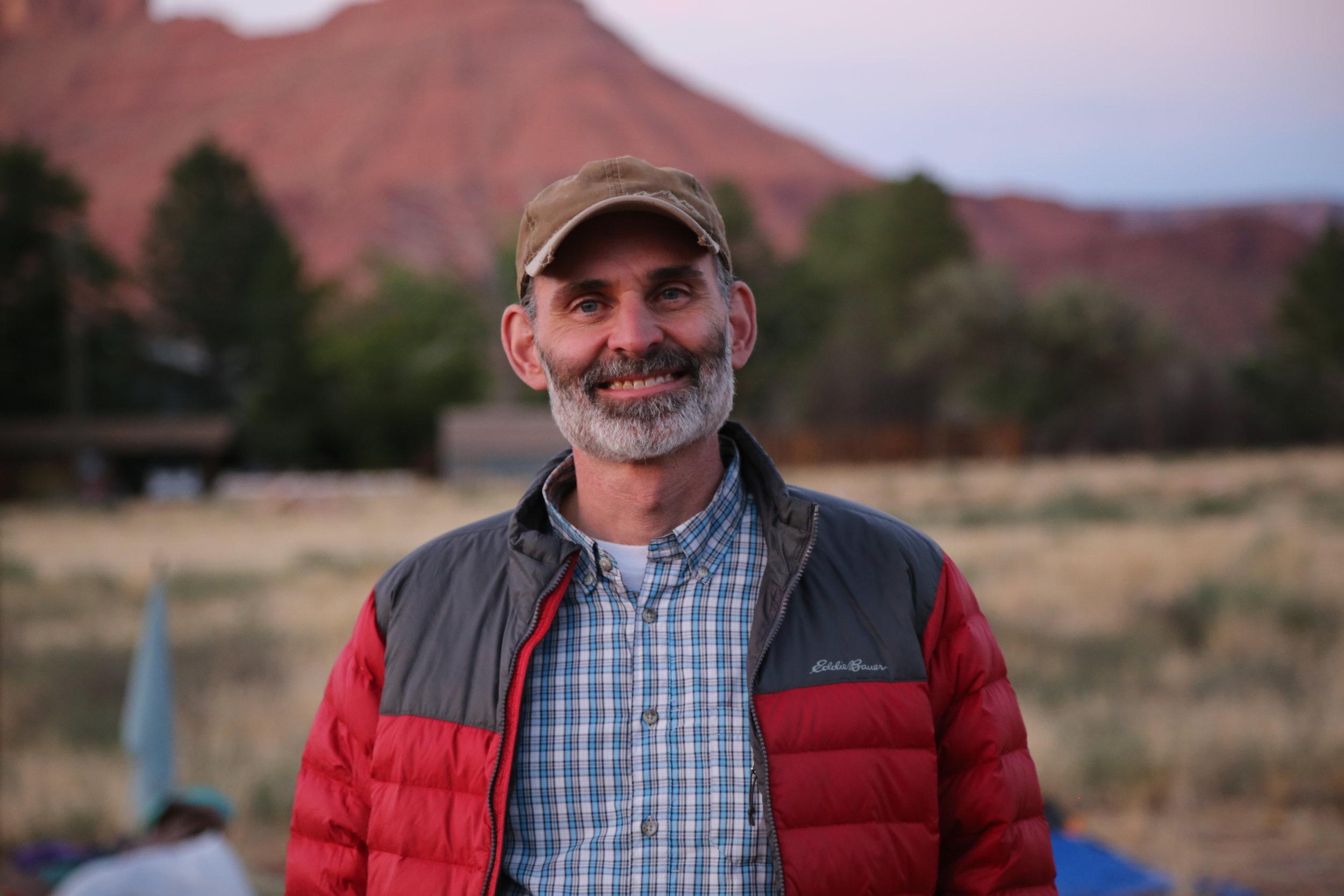 Marc Coles-Ritchie   Utah Forests Program Associate, Grand Canyon Trust  Salt Lake City, UT