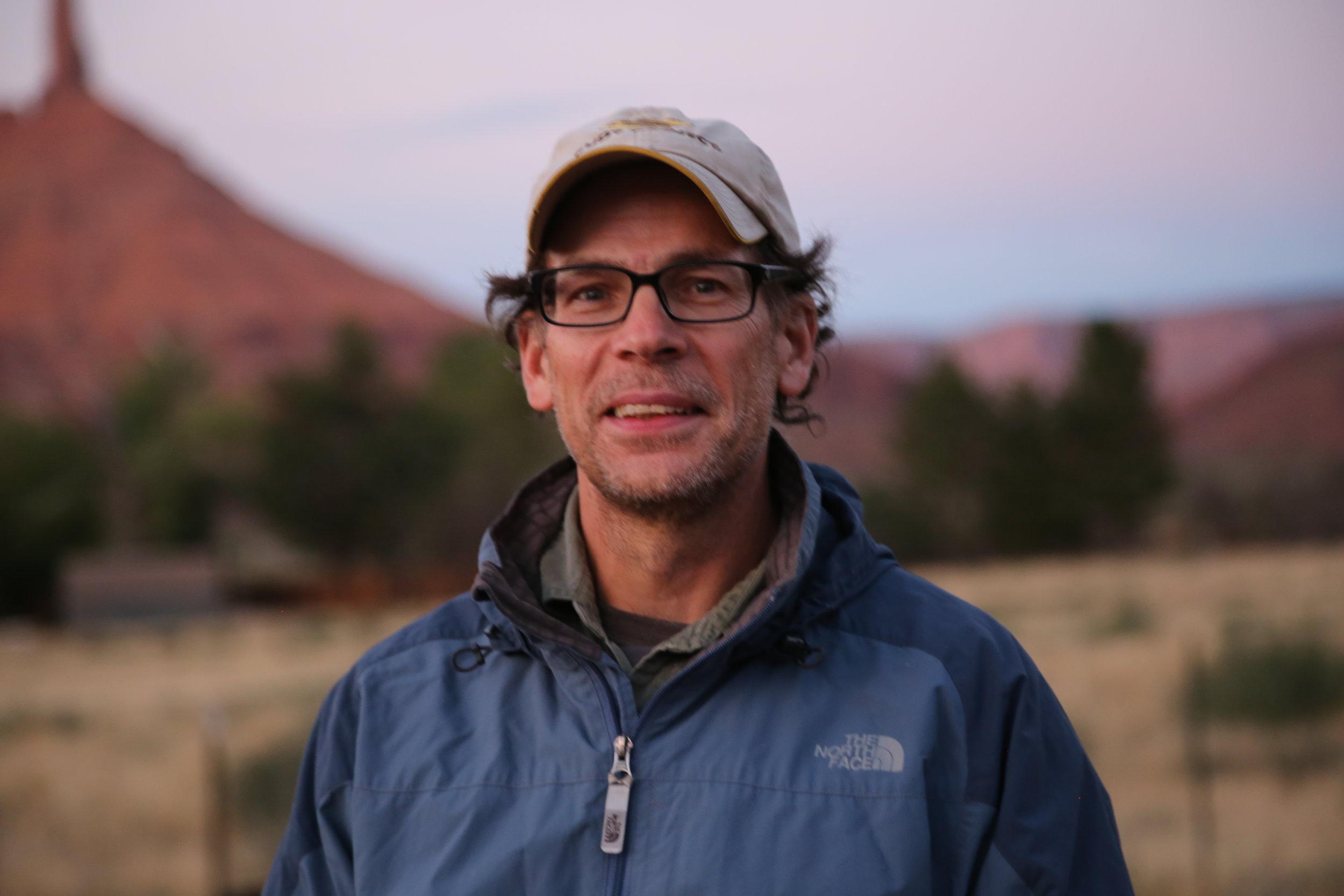 Jeff Mattson   Retired Geophysicist  Moab, UT