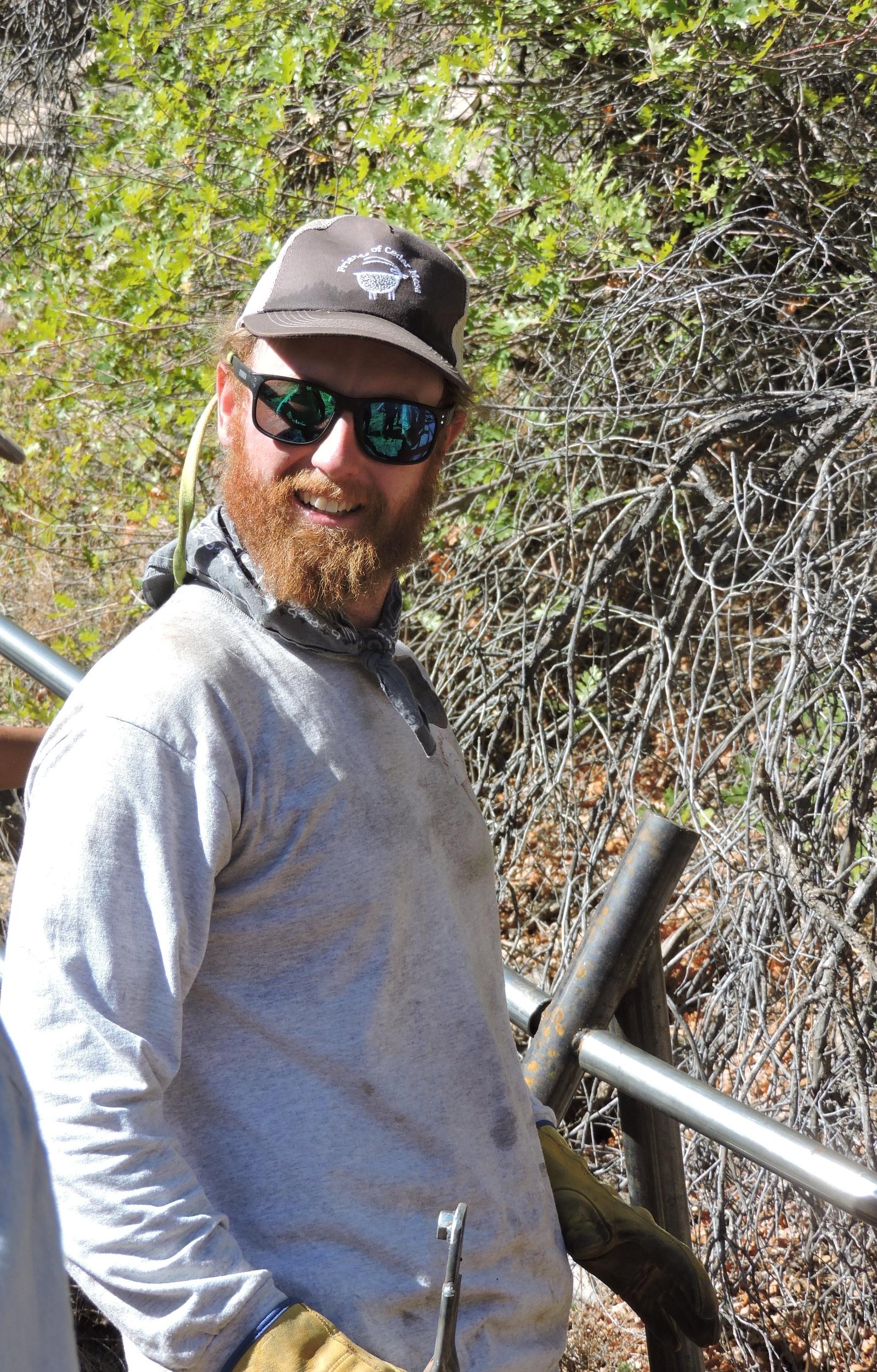 Britt Hornsby   Field Manager,  Friends of Cedar Mesa   Bluff, UT