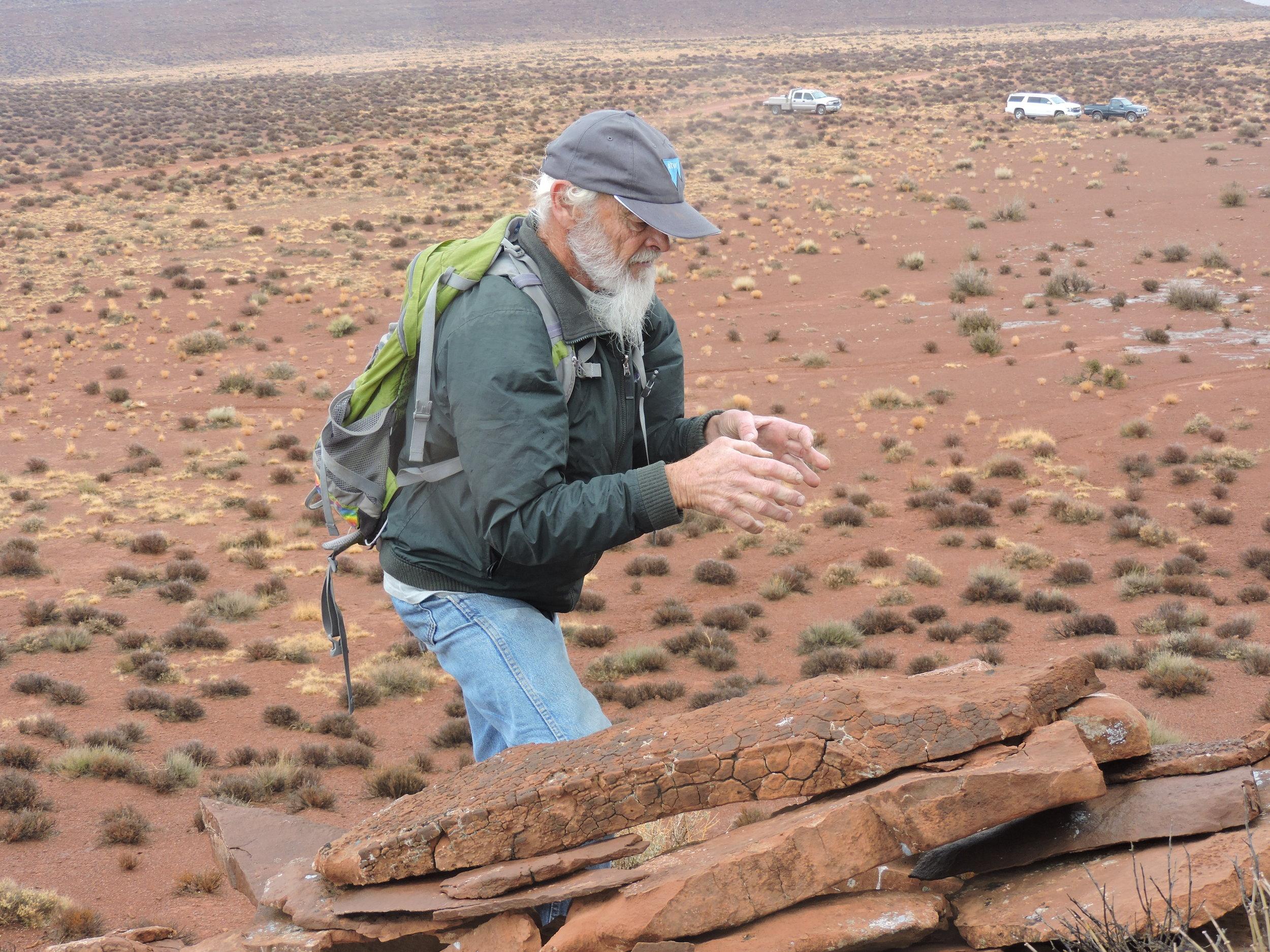 Joe Pachak,    BIO    Artist  Bluff, UT