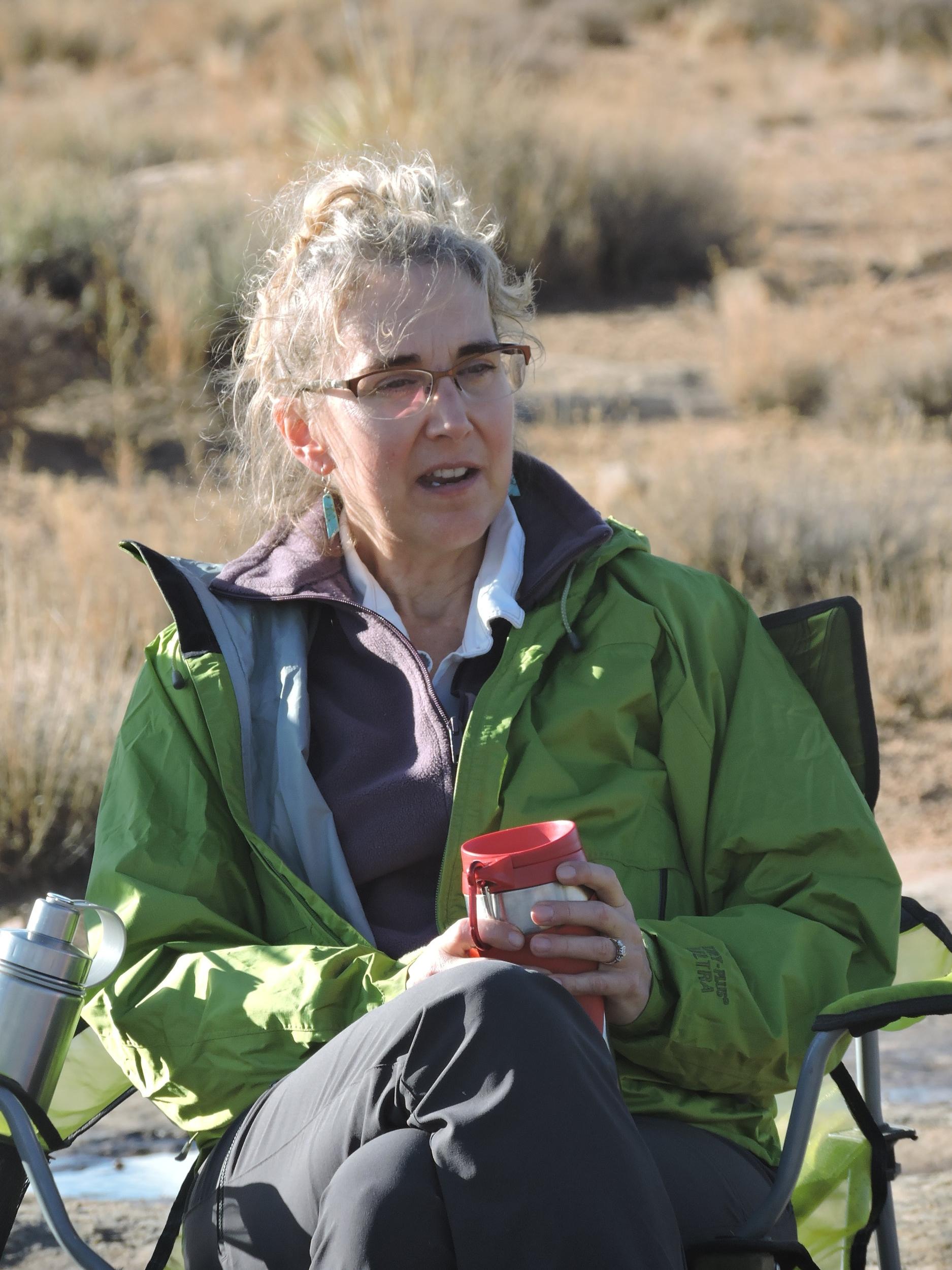 Kirsten Johanna Allen   Publisher/Editorial Director,  Torrey House Press   Salt Lake City, UT
