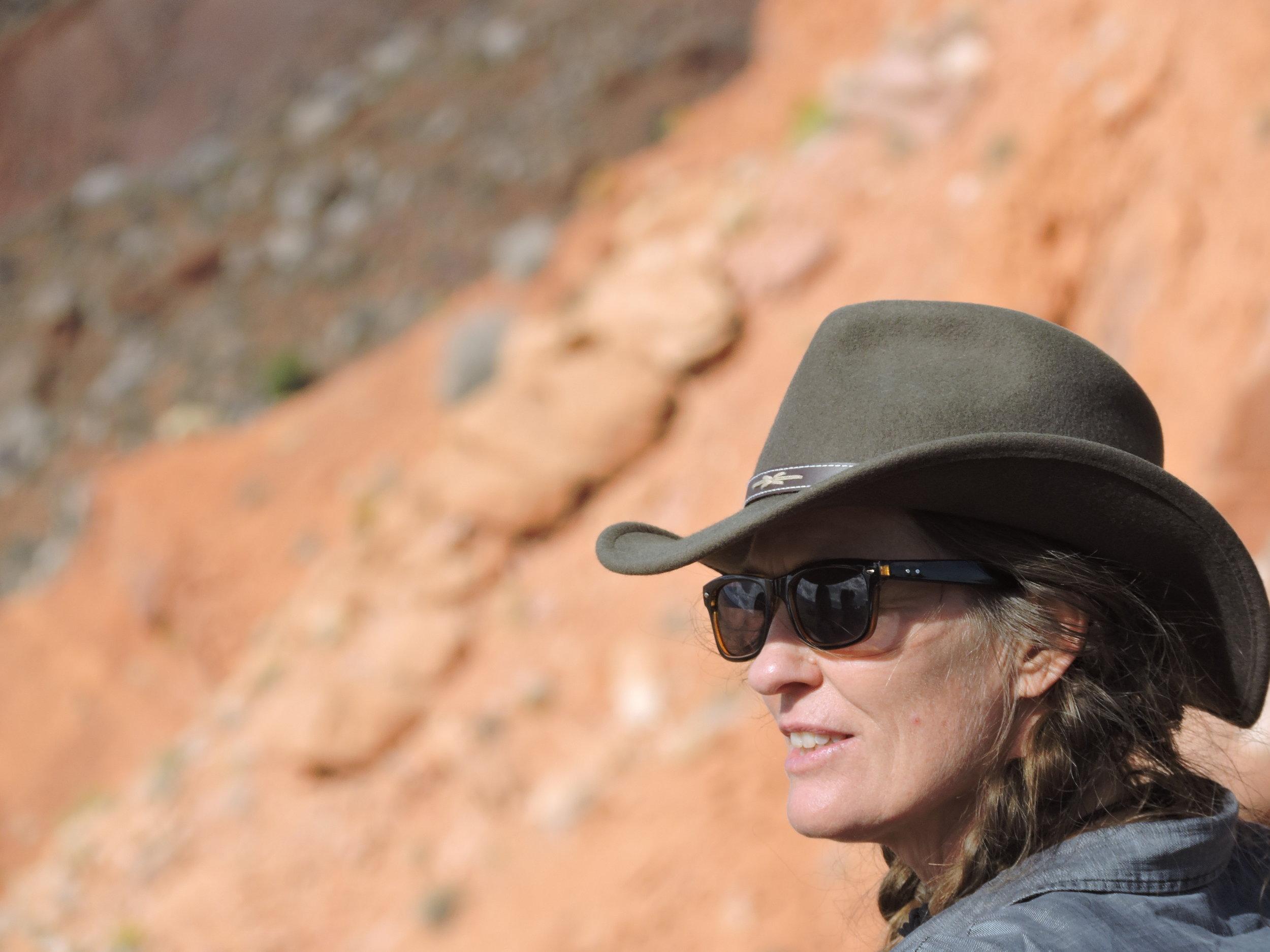 Amy Irvine,    BIO    Author  Norwood, CO