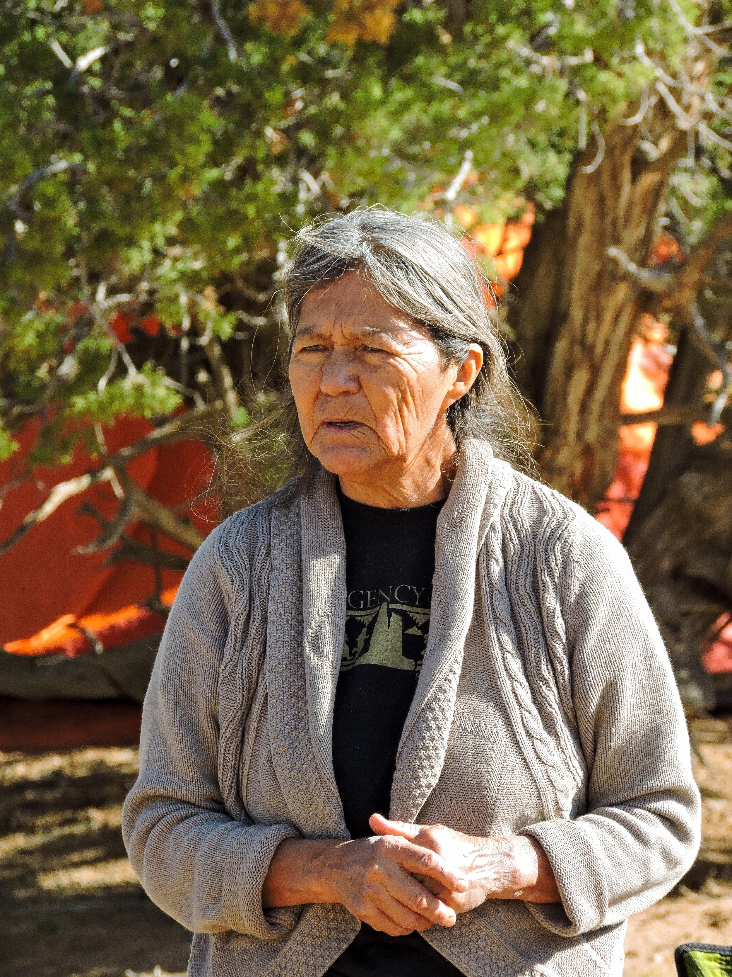 Lorraine Herder,    BIO    Hardrock, AZ