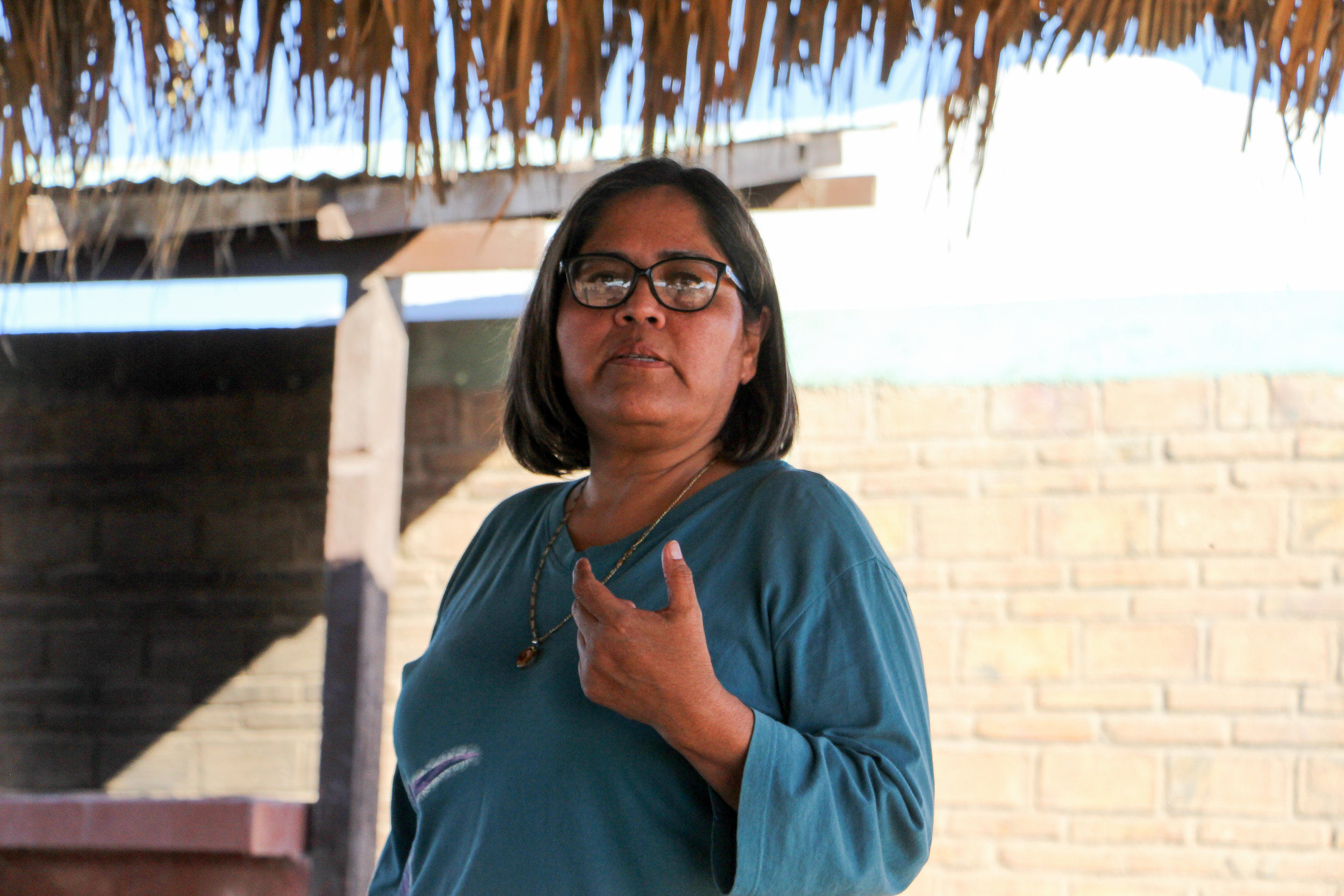 Martha Roman   CEDES (Comision de Ecologia y Desarollo Sustentable del Estado de Sonora)  San Luis Rio Colorado, Sonora