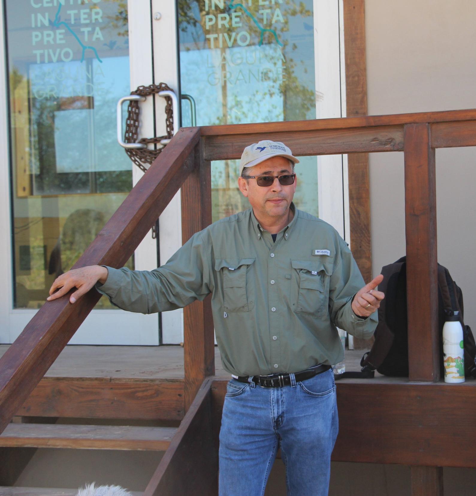 Francisco Zamora,    BIO    Colorado River Delta Program Director, Sonoran Institute  Tucson, AZ