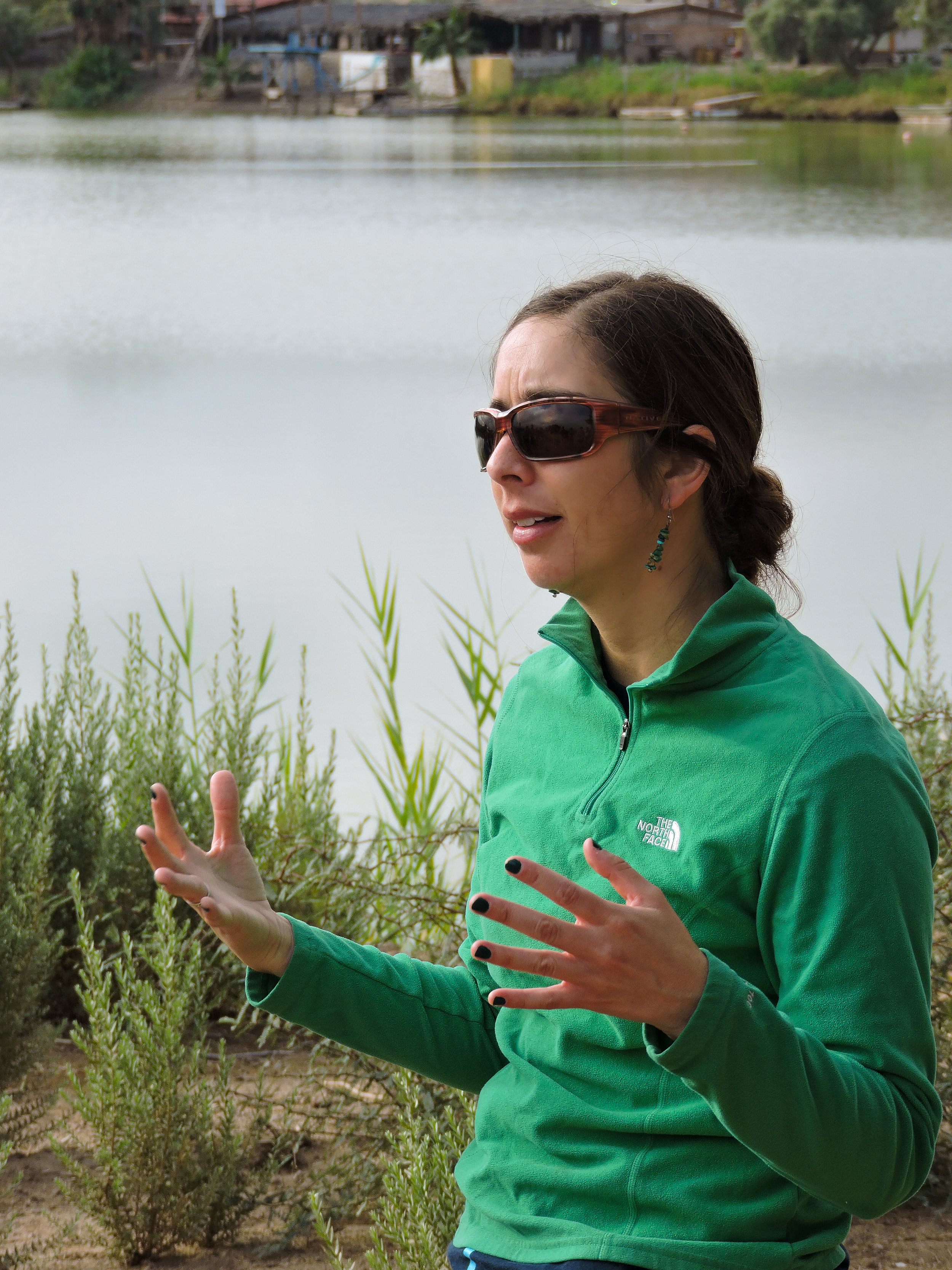 Gabriela Gonzalez,    BIO    Environmental Education Coordinator, Sonoran Institute  Mexicali, Baja California