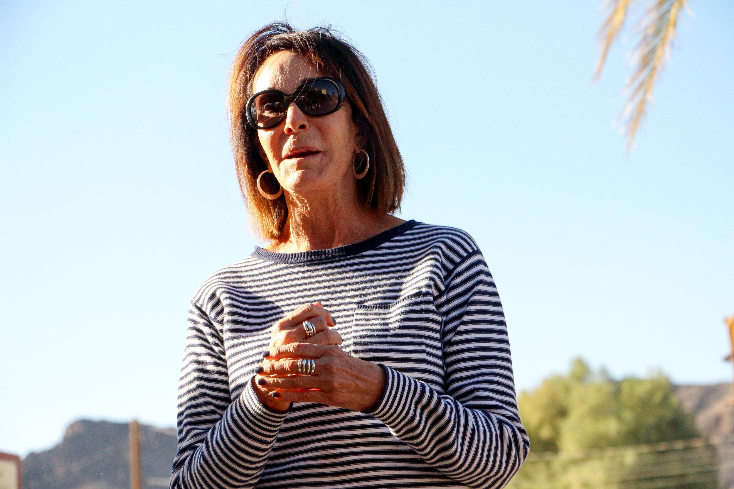 Susan Sorrells,    BIO    Business Owner & Community Activist  Shoshone, CA