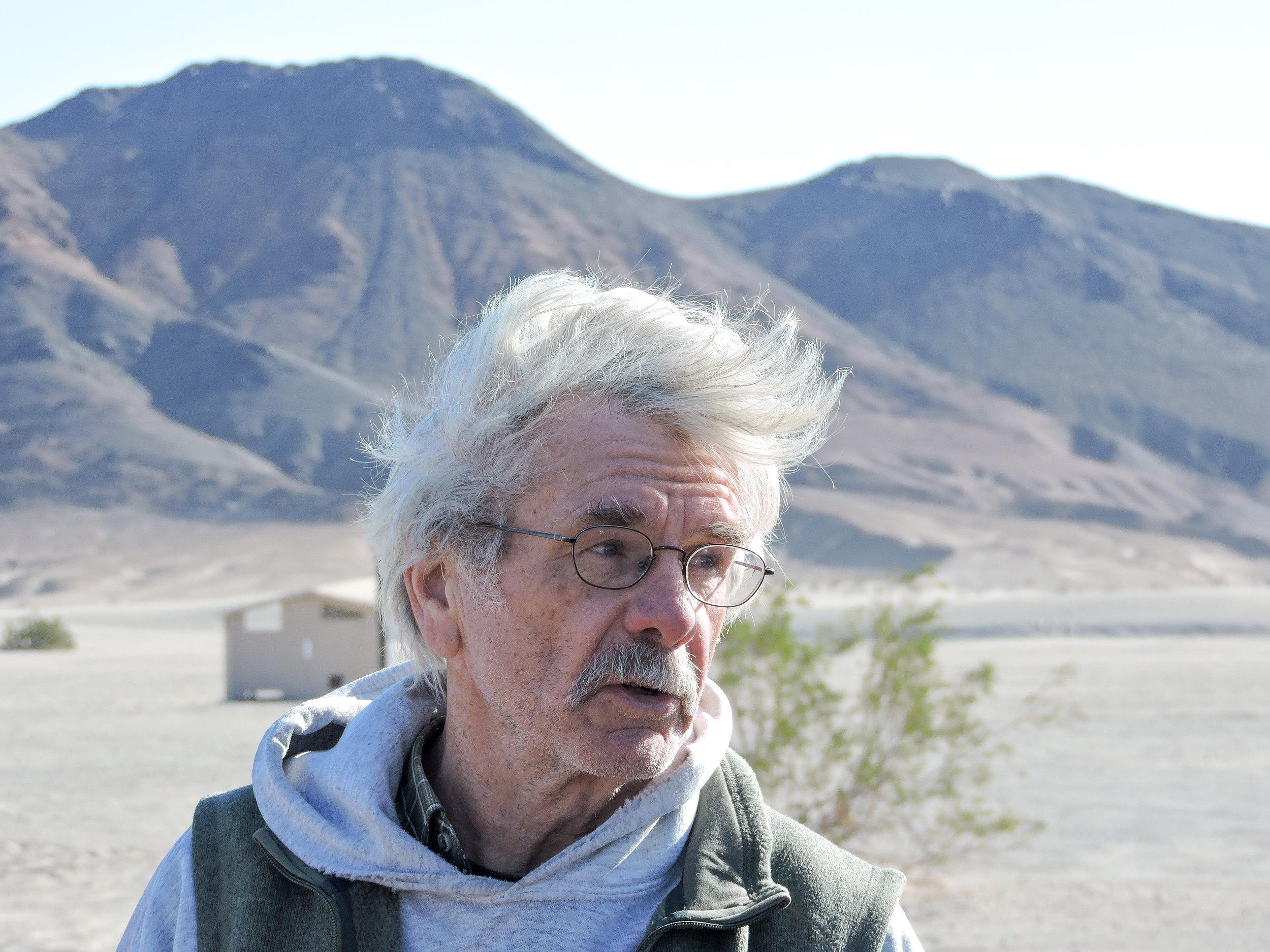 Ray Bransfield,    BIO    Biologist, US Fish and Wildlife Service  Ventura, CA