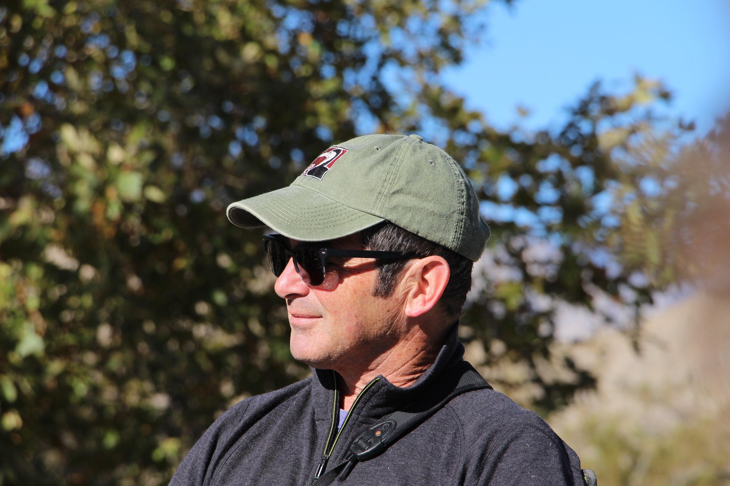 Graham Chisholm,    BIO    Consultant, Conservation Partners  San Francisco, CA