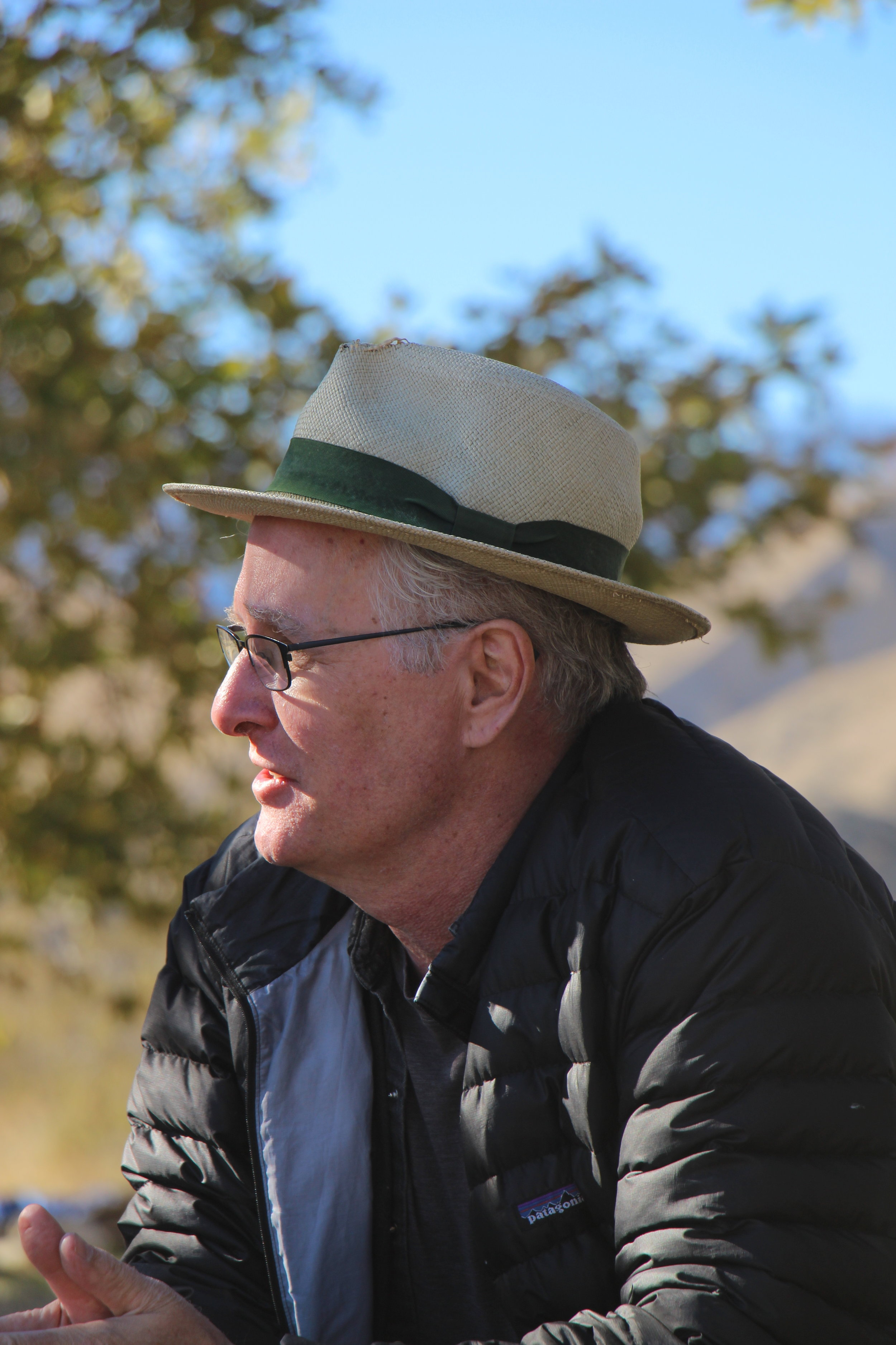 Jon Christensen,    BIO    Journalist  Venice, CA