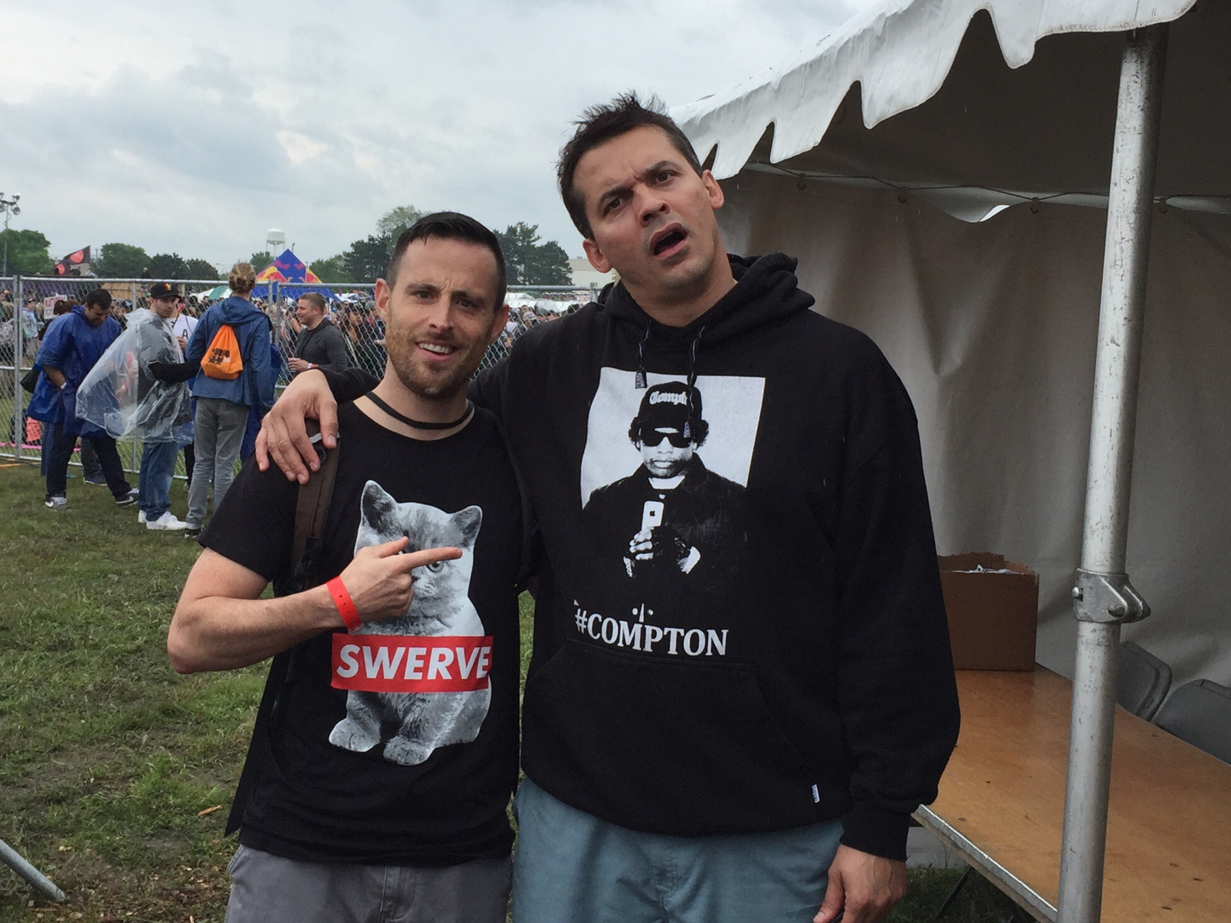 Soundset - Chilling with Slug from Atmosphere