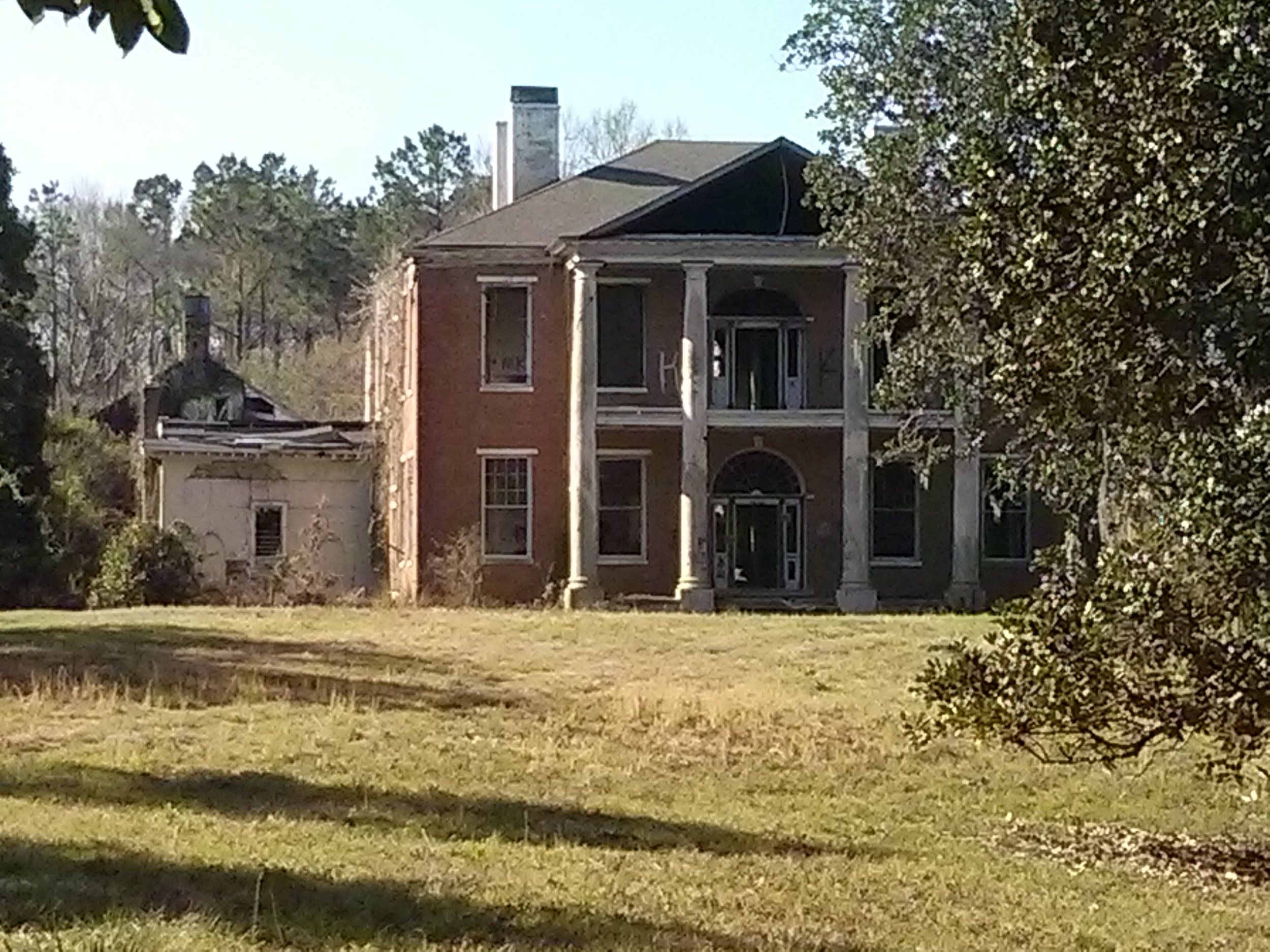 Ruins of Arlington