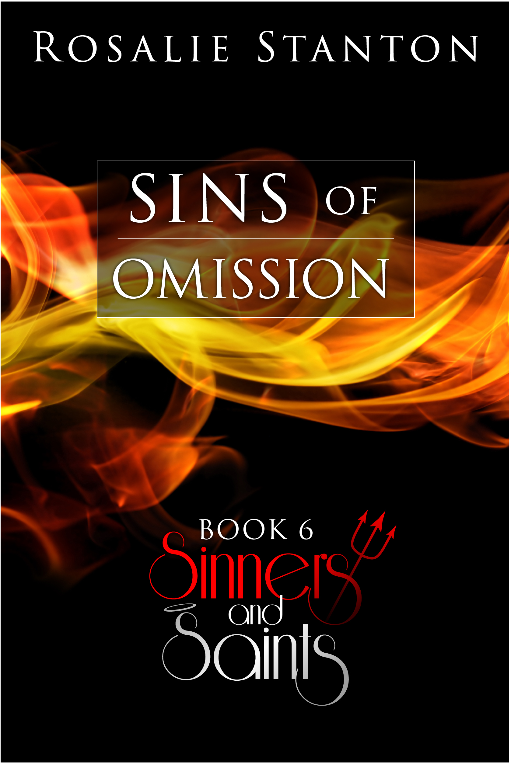 Gula, the Sin of Gluttony, is too smart to fall in love with an assignment. Or so he thought. Even worse? He's pretty sure she's the devil's mistress. When a new assignment puts her back in his life, he must decide if loyalty is worth the cost of love.
