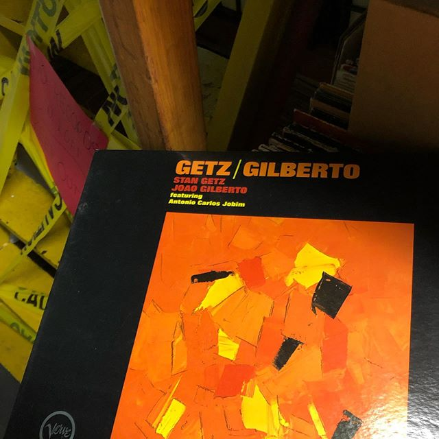 digging and I find this gem. RIP Joao Gilberto