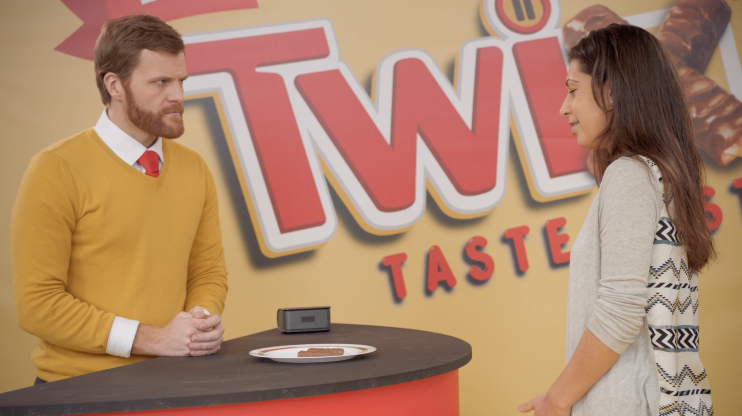 Twix: Taste Test