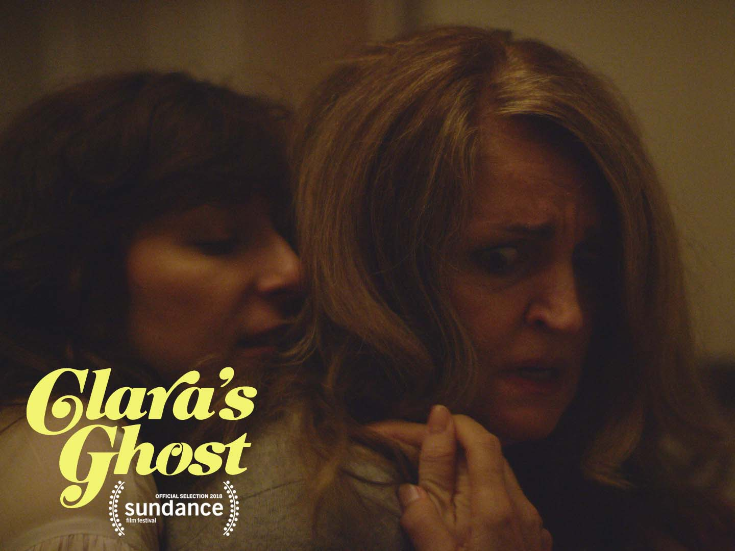 Coming to Sundance two years ago with her first short film, Affections , writer/director  Bridey Elliott graduates this year in her return to the festival with  Clara's Ghost , her feature directorial debut. Read the full interview  here