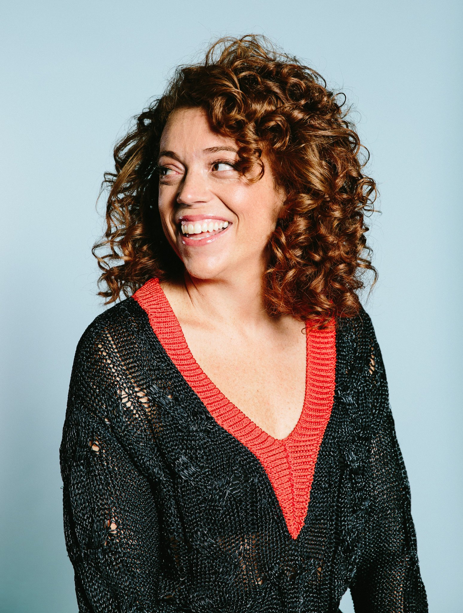 Before she became a comedian, Michelle Wolf was  a high school track star whose experience as a high jumper taught her a lasting metaphor about life.  A high jumper, Ms. Wolf recently explained, must leap over a bar raised to increasingly greater heights until she inevitably fails to clear it...  Keep reading at the  New York Times