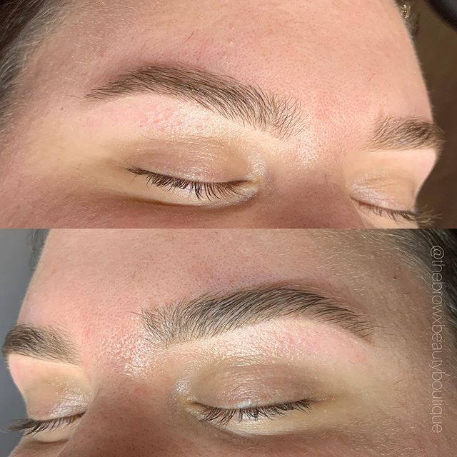 Another day another set of 🔥 brows! just a shaping for this girlie 💁🏼♀️ Booking linked in bio ✨ ..... #brows #love #semipermanentmakeup #browsonfleek #browsonpoint #browexpert #torontobrows #browspecialist #torontomakeup #trusttheprocess #browstylist #permanentmakeup NOT #microblading #browtutorial #torontobrowartist #micropigmentation#beforeandafter #yyz #toronto #browtint #eyebrowtutorial #lashes #lashlifts #lashperms #powderbrows #pmu #browtattoos  #powderedombrebrows #torontopowderedbrows #permanentbrowtint