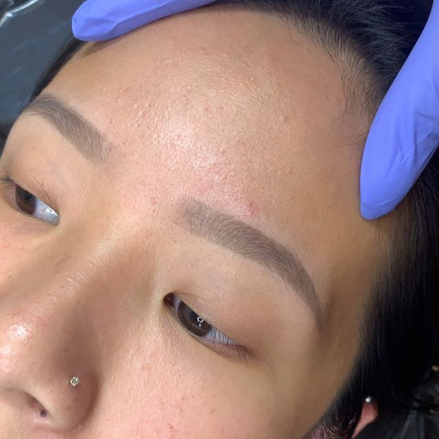 After a year and they still look so 🔥😩 Swipe to see after refresh ✨ Booking via email 📧 .
