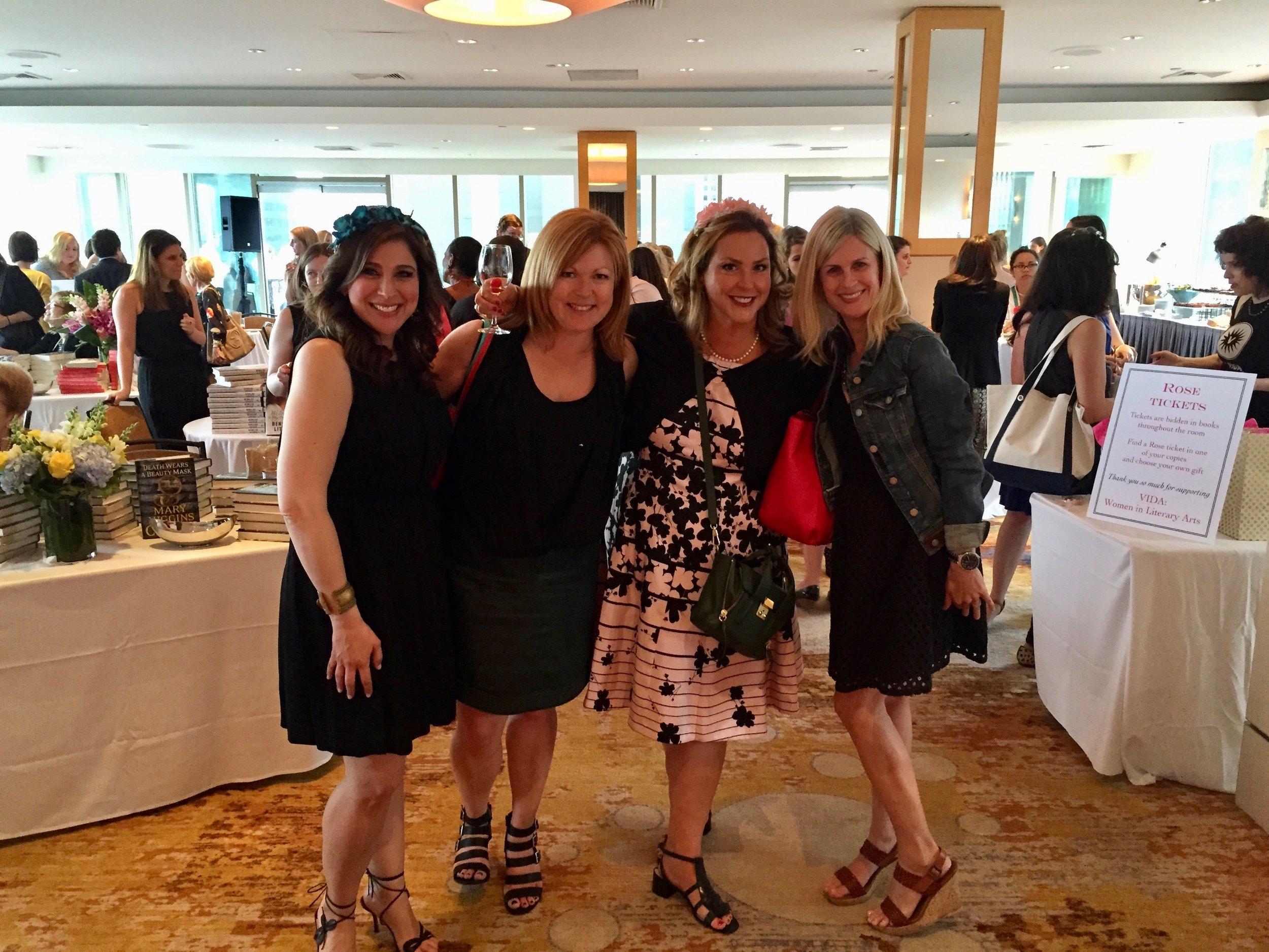 Liz Fenton, Jen Lancaster, Lisa Steinke