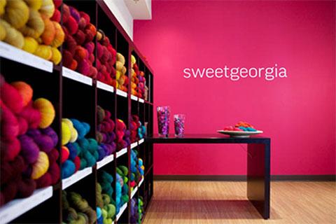 Sweet Georgia   Studio