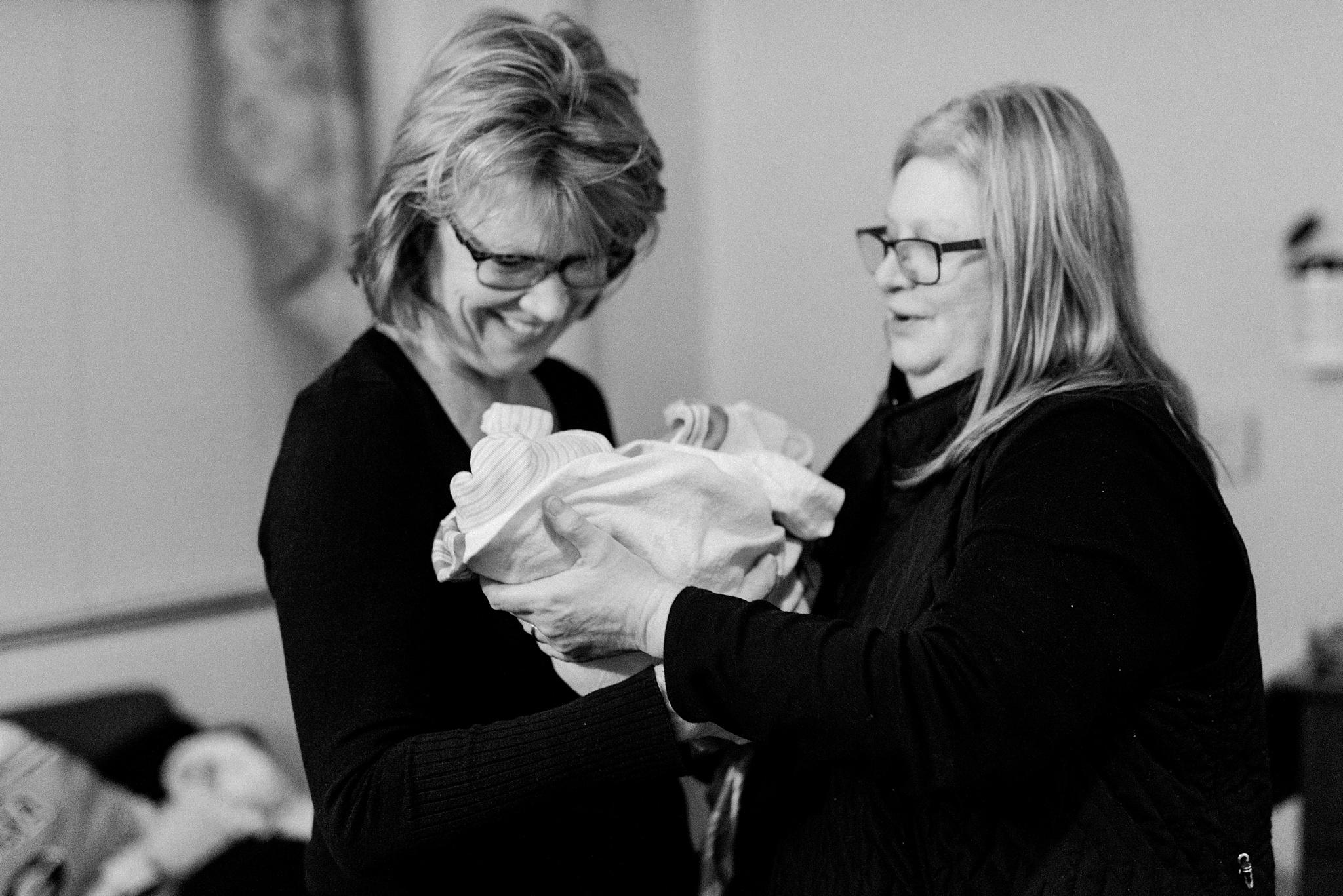 Piedmont Fayette Hospital Birth Photographer