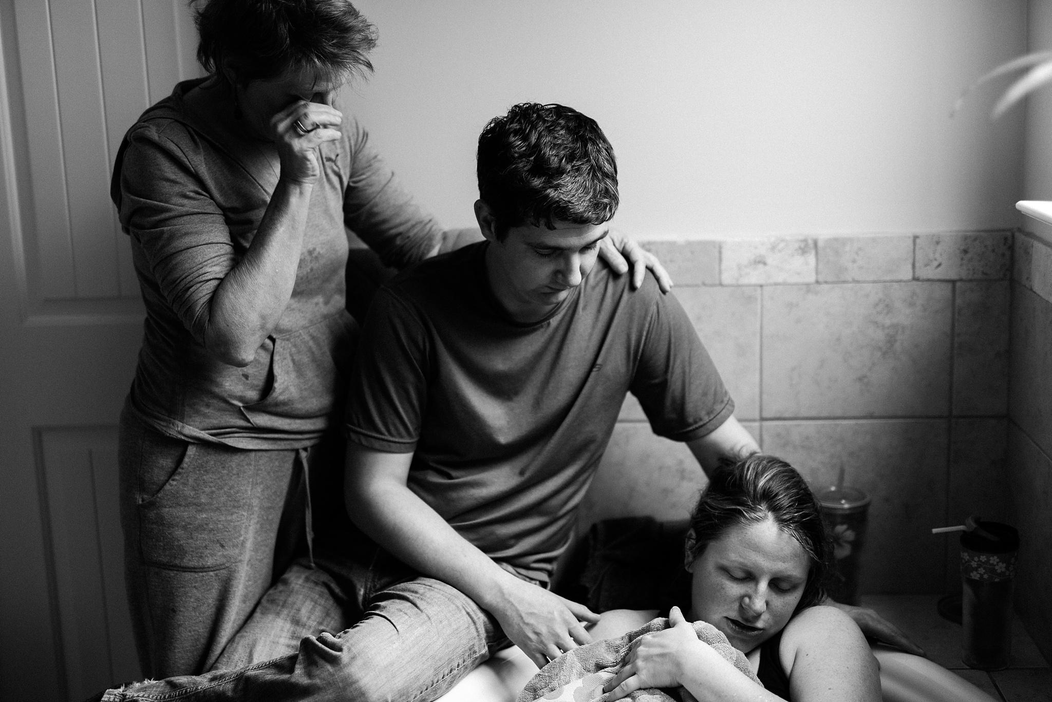 Senoia, GA Home Birth Photographer