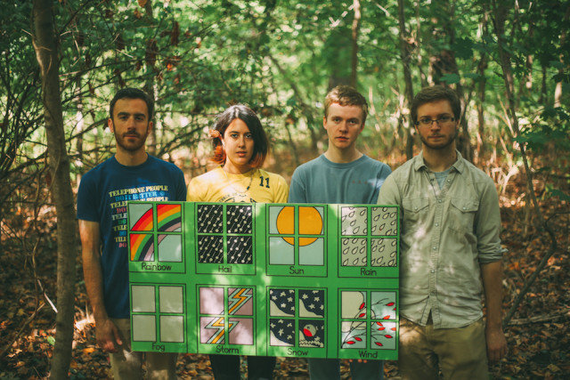 PINEGROVE   2016 Winter  with Kevin Devine, Julien Baker, and Petal