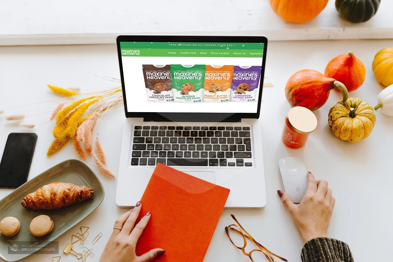 Technical development of the Wordpress website and new shopify solution for the Cookie Club holiday gifts.