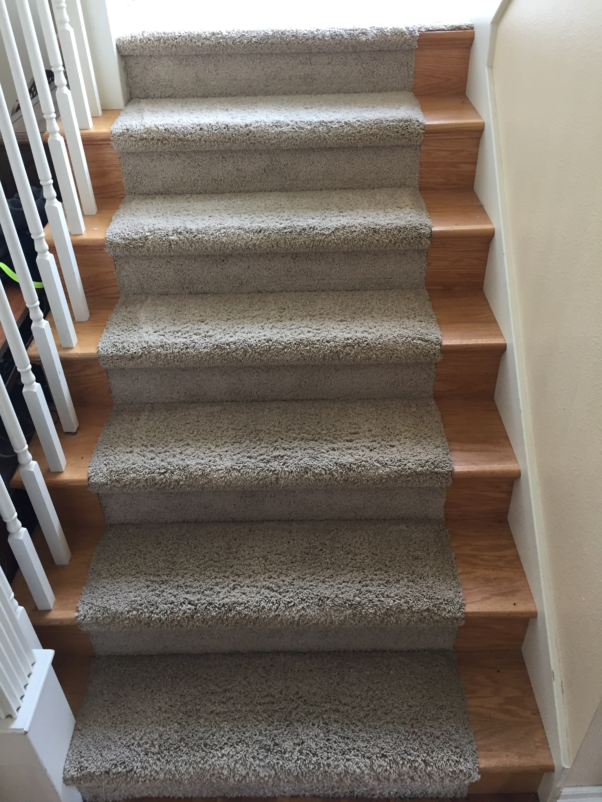 Edmonds carpet cleaning stairs after