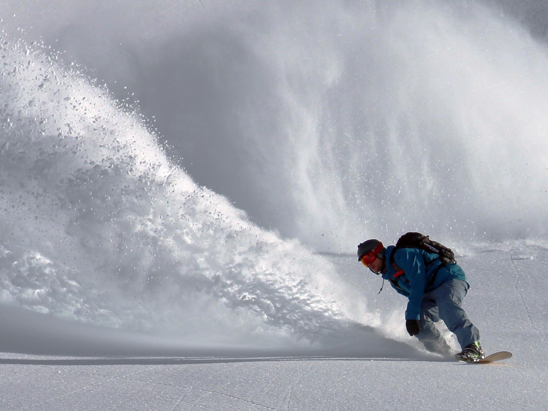 shred-snow