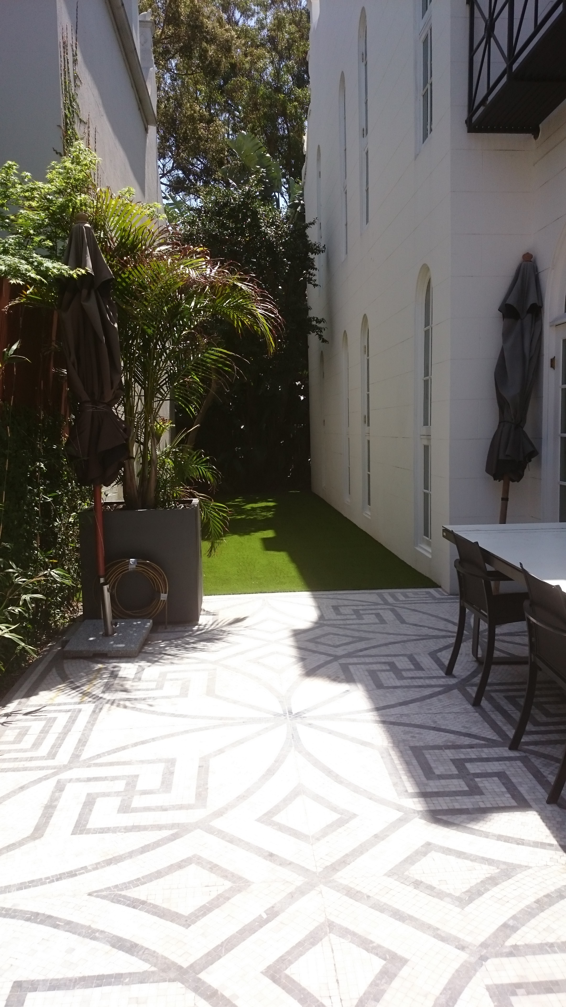 #Woollahra premium synthetic grass