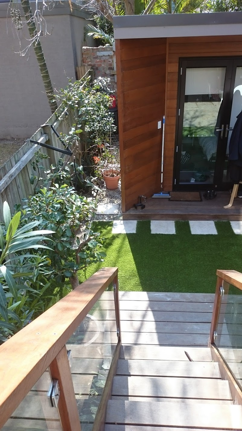 premium synthetic grass