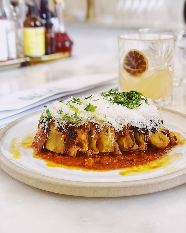 100 layer lasagna and lamb chops @lapalmato // #patrickshootsfood // . . . #shotoniphone #toeats #foodphotography #eaters #eateverything #toeats #blogto #foodie #yum #tasty #foodporn #foodie #foodstagram #food🍴#sharefood #freshfood #toeats #foodto #sixeats #6eats  #eat #livetoeat #foodstagram  #food❤️ #eat🍴  #torontobloggers #nyceats #potd #patrickshootsfood #eeeeeats