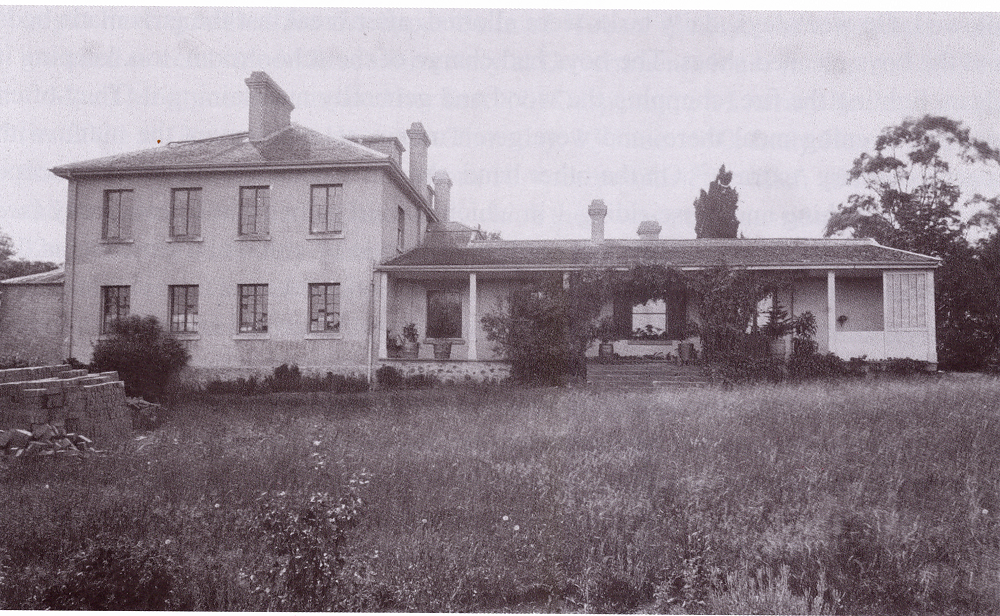 Late 1870s after Henry Hunter's additions