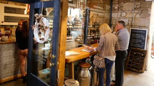 Bruny Island cheesemaker.Photo: Daniel Scott