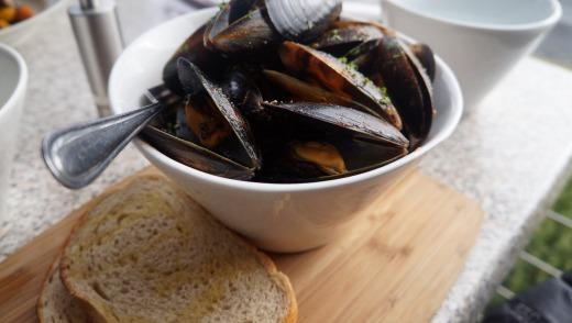 Moresco Restaurant. Photo: Tourism Tasmania & Moresco Resta