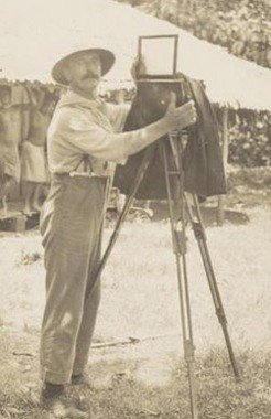 Bishop Montgomery and John Beattie, Australia's finest landscape photographer of his time, were close friends.