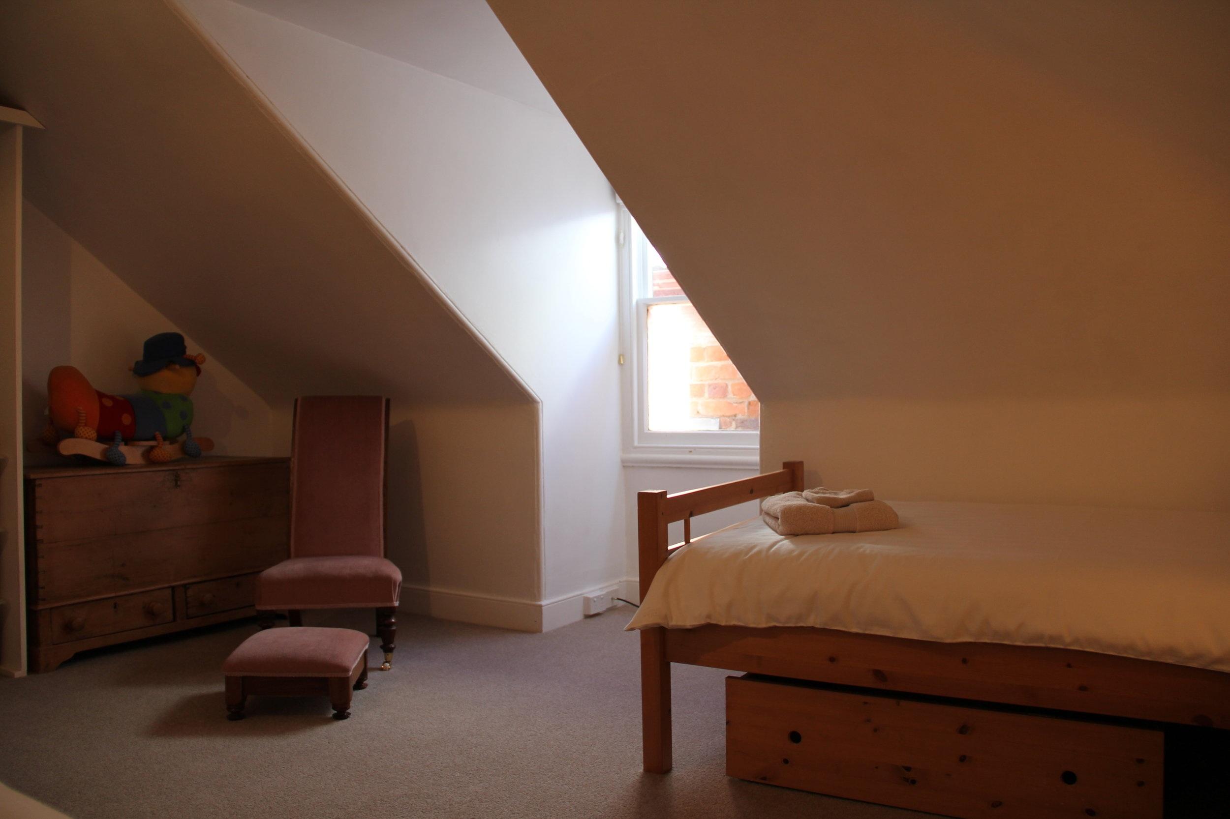 2nd Fl Bedroom 4 or Lounge Room